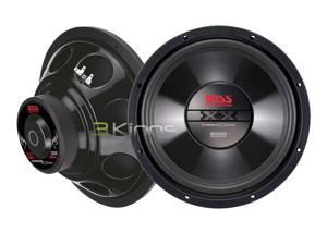 "New Boss Cx10 10"" 600W Chaos Exxtreme Series Car Audio Subwoofer Sub 600 Watt"