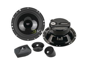 "NEW PAIR PLANET AUDIO PX65C 6.5"" 250W 2 WAY CAR AUDIO SPEAKERS 250 WATT 6 1/2"""