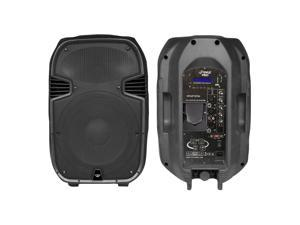 "New Pyle Pphp157ai Pro 15"" 1400W Portable Powered Pa Speaker 1400 Watt"