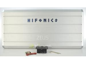 New Hifonics Zrx2000.4 Zues 4 Ch 2000W Car Audio Amplifier Power Amp Zrx20004