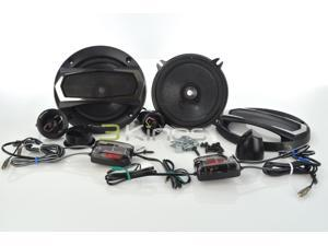 "New Pioneer Ts-A1305c 300 Watt 5.25"" 2-Way Component Speaker System Car Audio"