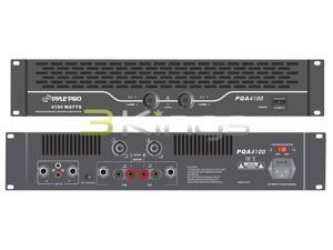 "New Pyle Pqa4100 19"" 4100W Rack Mountable Professional Amplifier Amp 4100 Watt"