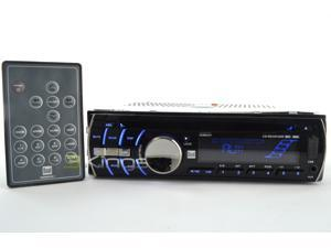 NEW DUAL XDM6351 AM/FM/CD/MP3 CAR AUDIO STEREO RECEIVER W/ USB & AUX XDM6350