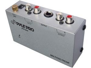 Pyle Pro PP444 Ultra Compact Phono Turntable Pre Amplifier