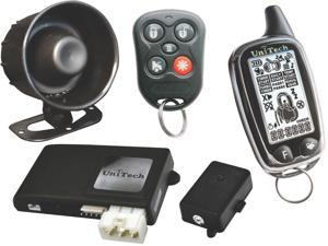 Megalarm MEGA2400 Remote Start Car Starter Alarm Security System Keyless Entry