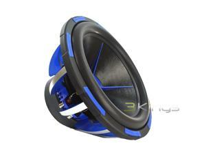 "Power Acoustik Mofo154x 15"" 3000W Dual 4 Ohm Car Audio Subwoofer Sub Mofo-154X"