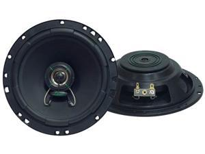 Lanzar - VX 6.5'' Two-Way Slim Mount Speaker System