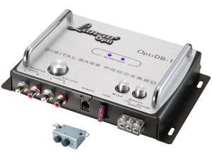 Lanzar Optidb15 Car Audio Digital Bass Processor Controller