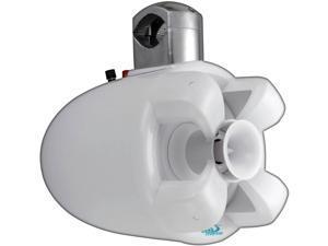 """Boss Mrwt8w White 8"""" 700W Marine Wake Tower 2 Way Speaker 700 Watt"""