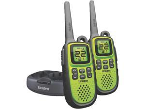 NEW PAIR UNIDEN GMR2838-2CK GMRS RADIO UNIDEN 22CH.28 MILE RANGE CHARGER NAME ID