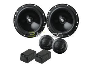 Planet Audio Tq60C 6.5 Inch Anarchy 2-Way Component Speakers
