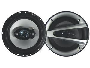 "New Pair Naxa Ncs-778 6.5"" 800 Watt Car Audio Speakers"