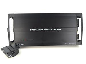 Power Acoustik Rz1-2300D 2300W Cl D Mono Razor Car Audio Amplifier Amp Rz12300d