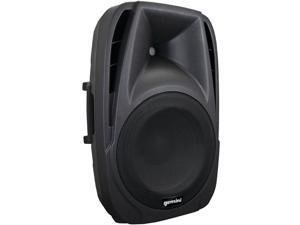 Gemini ES-12BLU 12 inch Active Loudspeaker with USB/SD/Bluetooth MP3 Player
