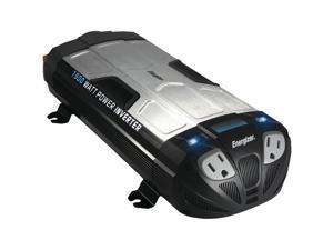New Energizer En1500 12-Volt Power Inverter (1,500 Watt)