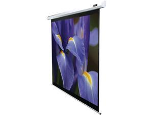 "Elite Screens Electric100V Spectrum Ceiling/Wall Mount Electric Projection Screen (100"" 4:3 Aspect Ratio) (MaxWhite) - 78"" x 84"" - Matte White - 100"" Diagonal"