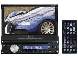 "Boss Bv9986bi 7"" Touchscreen In-Dash Dvd/Cd/Mp3 Receiver +Bluetooth/Ipod Control"