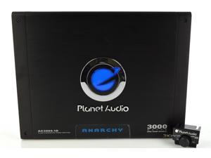 New Planet Audio Ac3000.1D 3000 Watt Class D Car Audio Mono Amplifier