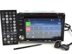 "New Boss Bv9362bi 6.2"" 2 Din Car Stereo Bluetooth Dvd Cd Touchscreen Car Radio"
