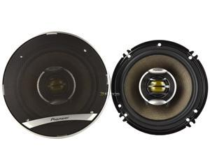 "New Pair Pioneer Ts-D1602r D-Series 6-1/2"" 2-Way 520W Car Audio Speaker Pair"
