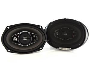 "Kenwood KFC6994PS 6"" X 9"" 5-Way 550W Car Audio Speaker System"