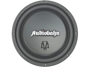 "New Audiobahn Amw80h 8"" 250W Flame Stamped Basket Dual 4 Ohm 250 Watt"