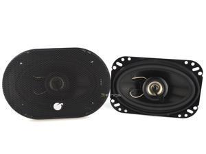 Planet 4X6 2-Way Speaker System, 80W