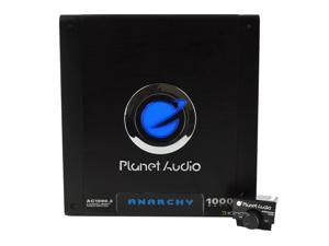 PLANET AUDIO ANARCHY AC1000.2 1000W 2 Channel Car Amplifier Power Amp MOSFET AB