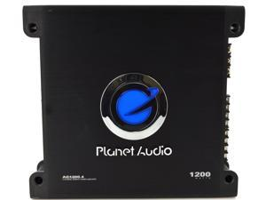 New Planet Audio Ac1200.4 400 Watt Rms 4 Channel Car Audio Amplifier Speaker Amp