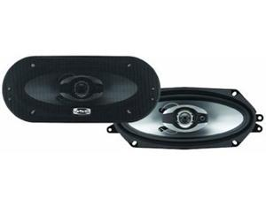 "New Pair Soundstorm Gs341 Gs Series 4X10"" 3 Way 200W Car Audio Speakers 200 Watt"