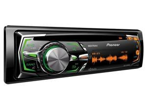 Pioneer In-Dash Car Audio                                            Model DEHX8500BH