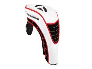 TaylorMade fairway sock headcover white/black