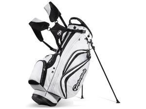 TaylorMade 2012 Supreme Lite 3.0 Bag- White/Black
