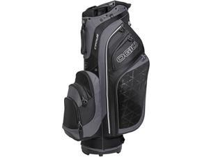 OGIO 2013 Men's Cirrus Lightweight Golf Cart Bag - 124020-03 - Black