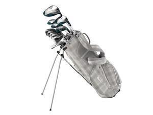 Nike Golf Ladies Verdana Iron Bag Complete Set (11-Piece) - RH, Standard