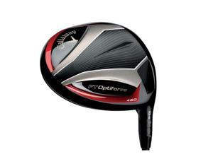 Callaway Men's FT Optiforce 460 Driver, RH, Light, 10.5 Adjustable, Project X