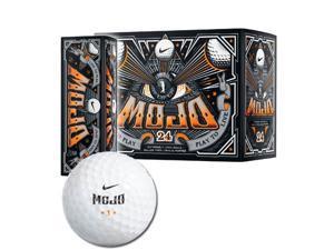 Nike Mojo 2 Dozen Golf Ball Pack