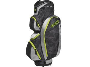 OGIO 2013 Men's Giza Golf Cart Bag - 124018-214 - Acid