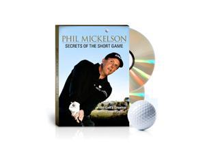 Phil Mickelson - Secrets of the Short Game [DVD] (2009)