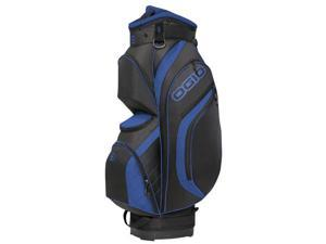 OGIO 2014 Men's Press Golf Cart Bag - Blue / Black