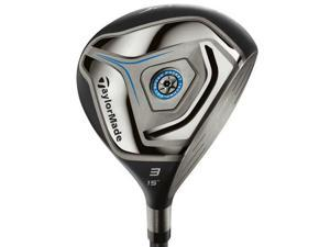 TaylorMade Jetspeed High Launch 5 Fairway Wood, Right Hand, 21-Degree, Stiff