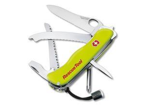 53900 111mm Rescue Tool Knife (Yellow)