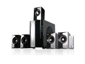 MA Audio MA5806 Surround Sound 800W 5.1 Home Theater Multimedia Speaker System with 2 Extension Cables MA5806-2