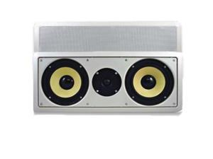 Acoustic Audio HD6C In-Wall Center Channel Home Theater Surround Sound Speaker