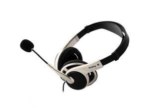 Stereo Headphone Headset with Noise Canceling Mic for Computer Laptop PC Notebook