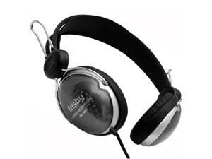Frisby Computer Laptop Headphone Headset Noise Canceling MIC with Volume Control