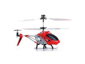 Foda F307 3.5 CH Metal RC Helicopter Toy Gyro