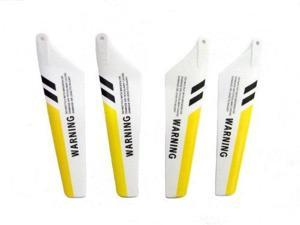 SYMA Replacement Set of Main Rotor Blades for S107 Yellow Part S107-02