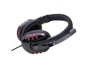 Audionic Studio4 Professional High Bass Digital Stereo On-Ear Headphone w/ Mic