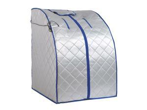 Large Infrared IR FAR Portable Indoor SPA Sauna 1 Y WR